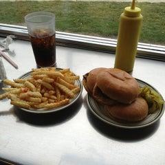Photo taken at Greene's Hamburgers by Brian M. on 4/14/2013