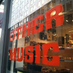 Photo taken at Other Music by Patrick B. on 12/28/2012