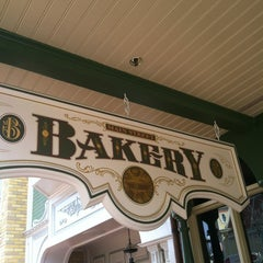 Photo taken at Main Street Bakery by Patrick B. on 1/13/2013