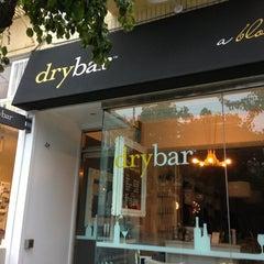 Photo taken at Drybar by Roxanna L. on 7/15/2013