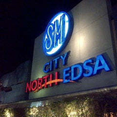 Photo taken at SM City North EDSA by Tricia L. on 3/9/2013