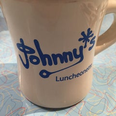 Photo taken at Johnny's Luncheonette by Crit on 3/29/2015