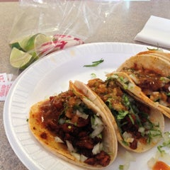 Photo taken at Tacos Jalisco by Kyle R. on 11/25/2012