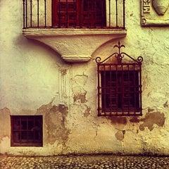 Photo taken at Las Cuevas del Vino by José M S. on 9/8/2013