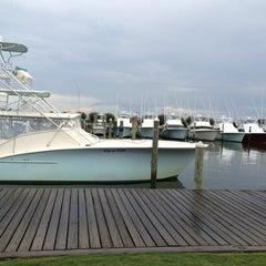 Photo taken at Pirates Cove Marina by Jason N. on 9/14/2014