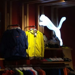 Photo taken at The PUMA Store by Humberto H. on 12/14/2013