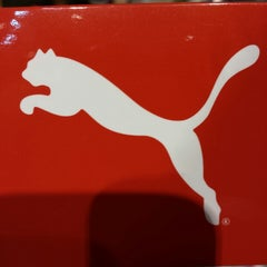 Photo taken at The PUMA Store by Humberto H. on 11/15/2013