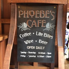 Photo taken at Phoebe's Cafe at Asilomar Conference Grounds by MiniME on 10/16/2015