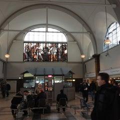 Photo taken at Hagen Hauptbahnhof by Niklas W. on 2/5/2013