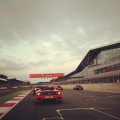 Photo taken at Silverstone Circuit by Ryan W. on 9/15/2012