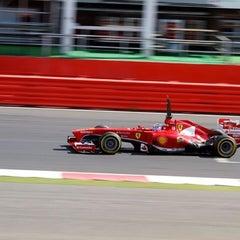 Photo taken at Silverstone Circuit by Ryan W. on 7/19/2013