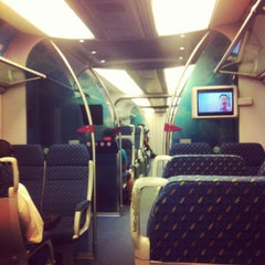 Photo taken at KLIA Ekpres/Transit (ERL) by Craig M. on 9/16/2012