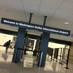 Photo taken at Washington Dulles International Airport by Alaa O. on 7/5/2013