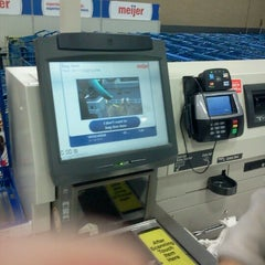 Photo taken at Meijer by Claudio C. on 12/31/2012