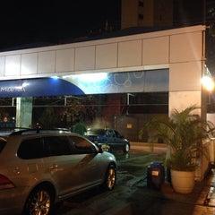Photo taken at Posto BR Cidade Jardim by Rodrigo on 6/25/2014