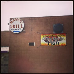 Photo taken at Bayou Grill by Willie S. on 9/26/2014