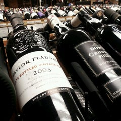 Photo taken at State Wine & Liquor Store #35 by Martijn v. on 1/1/2013