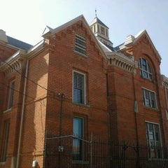 Photo taken at Squirrel Cage Jail by Lindsay L. on 10/28/2012