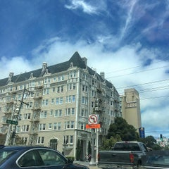 Photo taken at Van Ness Ave by Vito E. on 7/6/2015