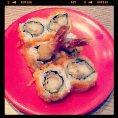 Photo taken at Sushi Tei by Michelle L. on 10/19/2012