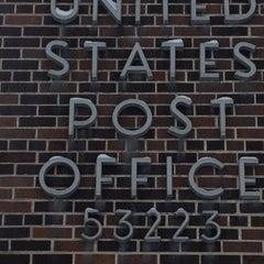 Photo taken at US Post Office by Jennifer K. on 2/2/2013