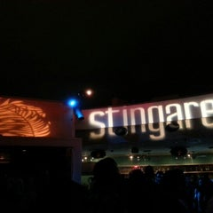 Photo taken at Stingaree by Erik @ S. on 10/21/2012