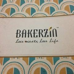 Photo taken at Bakerzin by Jimmy W. on 12/29/2012