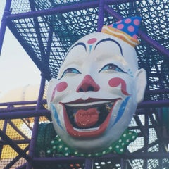 Photo taken at Funland by Jonathan P. on 8/19/2015