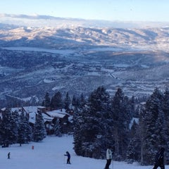 Photo taken at Deer Valley Resort by Ronald E. on 12/29/2012