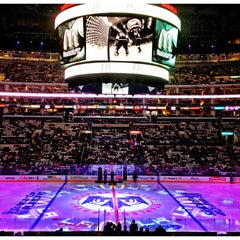Photo taken at Staples Center by Joey N. on 5/7/2013