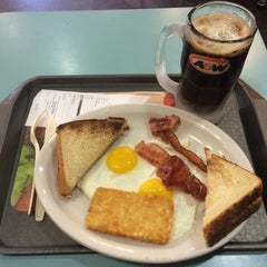 Photo taken at A&W by Takeda K. on 6/18/2015