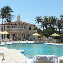 Photo taken at The Mar-a-lago Club by Sophia S. on 3/16/2013