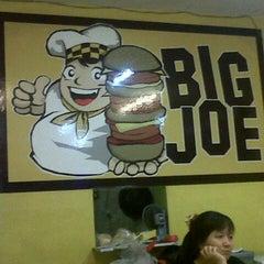 Photo taken at Big Joe Burger by Perdana P. on 11/4/2012