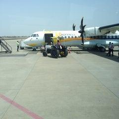 Photo taken at Sardar Vallabhbhai Patel International Airport by Chirag D. on 5/21/2013