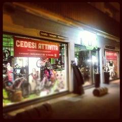 Photo taken at mUwi bike goodies by Davide A. on 12/3/2012