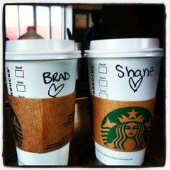 Photo taken at Starbucks by Brad T. on 10/26/2013