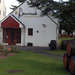 Photo taken at Benromach Distillery and Malt Whisky Centre by Ron W. on 10/6/2012