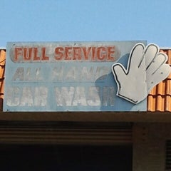 Photo taken at San Marcos Hand Car Wash by Eric W. on 3/24/2013