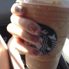 Photo taken at Starbucks by Taryn T. on 10/4/2012
