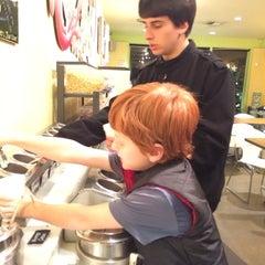 Photo taken at Big Spoon Yogurt by Yvonne C. on 11/28/2013