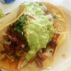 Photo taken at Tacos El Franc by Yvonne C. on 1/11/2015