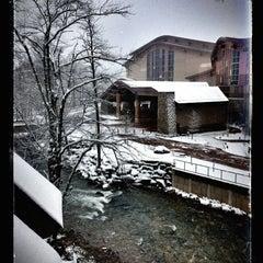 Photo taken at Harrah's Cherokee Casino & Resort by Greg C. on 2/19/2013