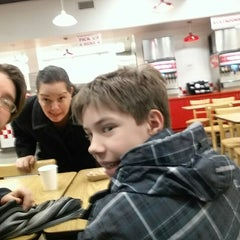 Photo taken at Five Guys by Brent K. on 1/24/2015