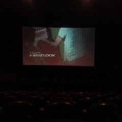Photo taken at Regal Cinemas MacArthur Marketplace 16 by Wesley A. on 5/23/2013