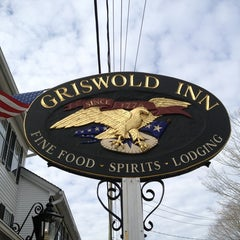 Photo taken at The Griswold Inn by Graham B. on 1/19/2013