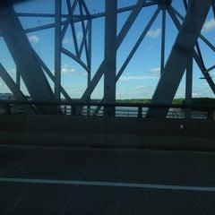 Photo taken at Missouri River by Zezinho C. on 6/10/2013