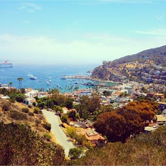 Photo taken at Little Harbor, Santa Catalina Island by Rudy O. on 5/21/2013