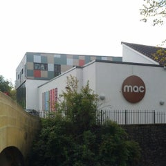 Photo taken at mac birmingham by Philip O. on 9/29/2012