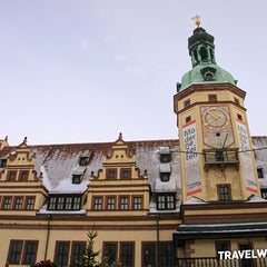 Photo taken at Altes Rathaus by Chris f. on 12/26/2012