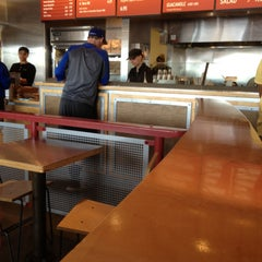 Photo taken at Chipotle Mexican Grill by Mike S. on 5/4/2013